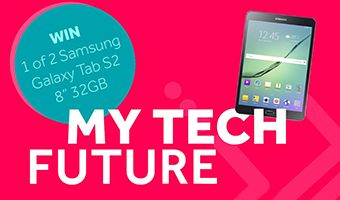 My Tech Future competition for primary & secondary school students  As part of the My Tech Future campaign, the Tech Partnership is giving primary and secondary school-aged students a chance to win one of 2 Samsung Galaxy Tablets in a brand new competition to get them thinking about tech. https://www.thetechpartnership.com/news-events/announcement-listing/my-tech-future-competition-for-primary-secondary-school-students-launched/