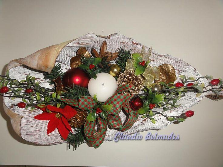 Adesivo Levanta Mama Onde Comprar ~ Decoraç u00e3o natalina de mesa feito na palha do coqueiro Decoraç u00e3o Natal Pinterest
