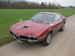 Alfa Romeo Montreal. See the blog in2motorsports on this great car on in2motorsports.com