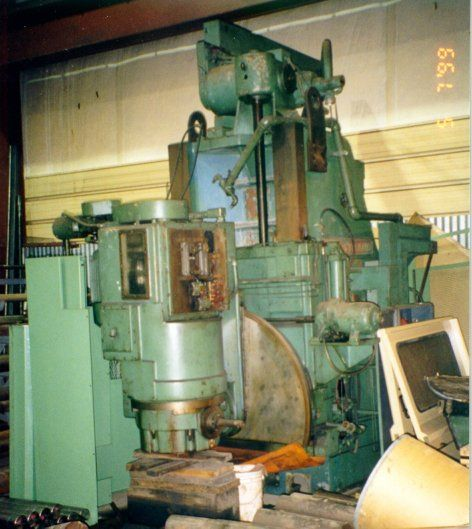 History of Sundstrand machine tool company