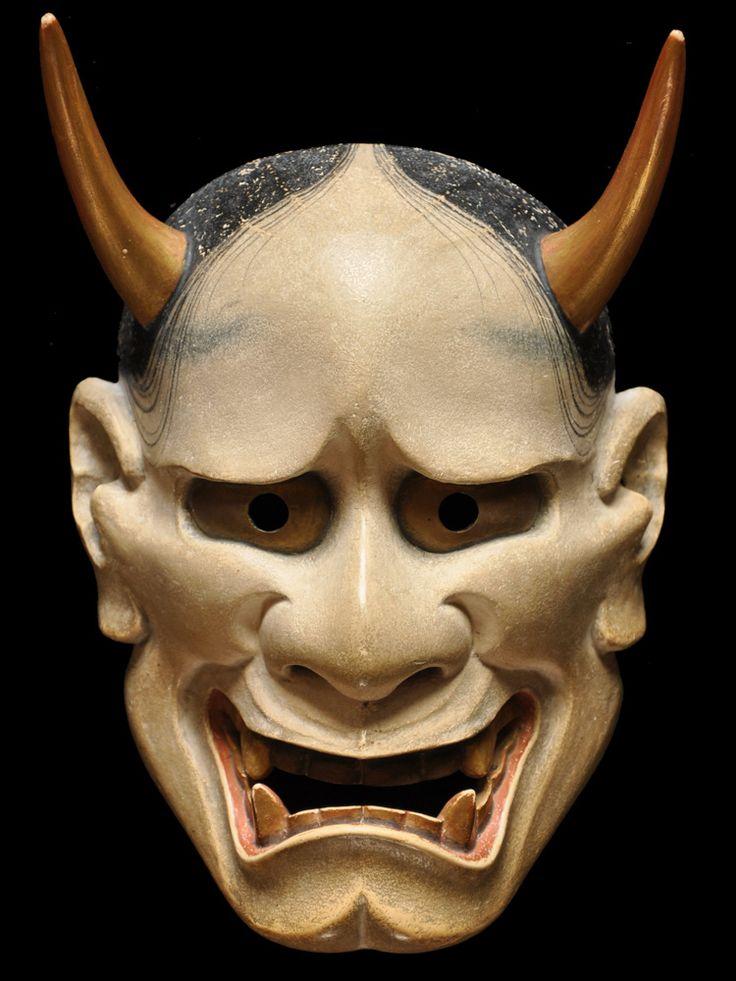 1000+ ideas about Oni Mask on Pinterest | Japanese mask, Japanese ...