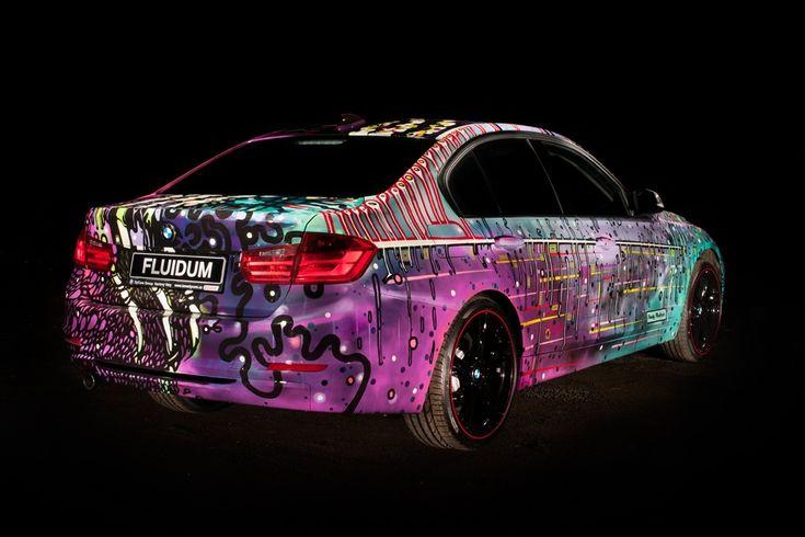 BMW 3 Serie F30 Fluidum Andy Reiben & Petr Hencl