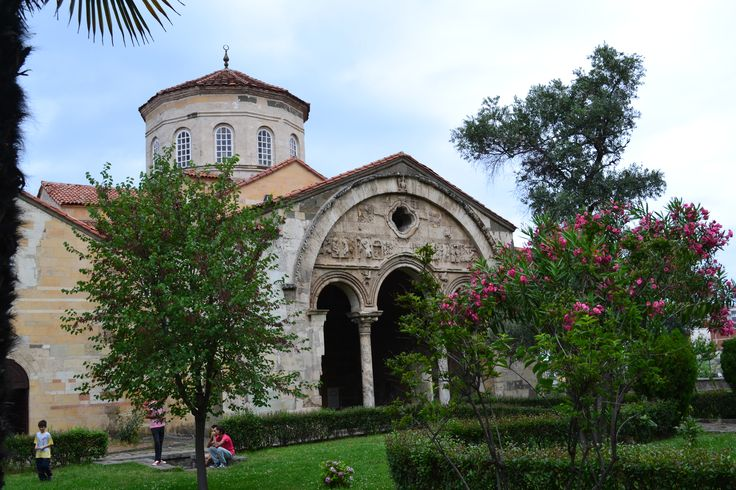 Trabzon Ayasofya kilisesi...