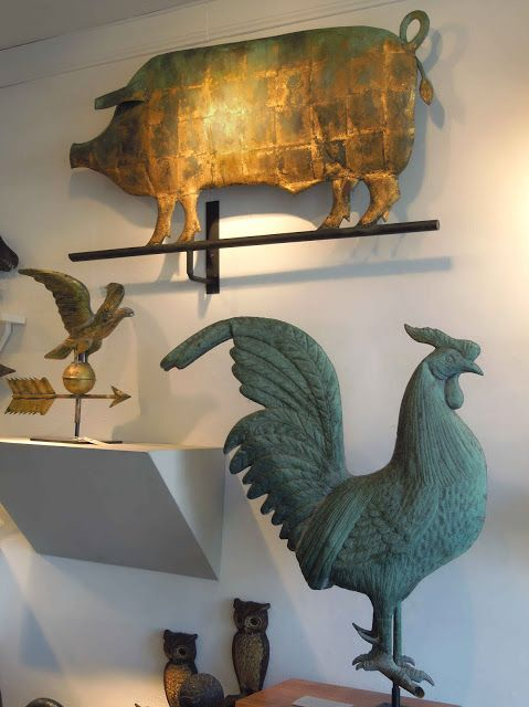 Vintage Weather Vane: 17 Best Ideas About Weather Vanes On Pinterest