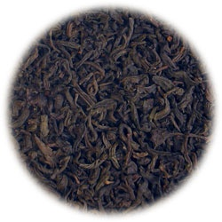 lapsong souchong black tea - originally from the wuyi region of the chinese province of fujian | very smokey <3<3