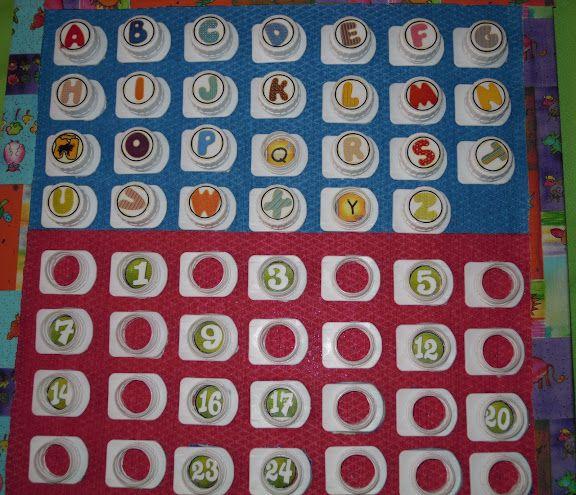 hundir la flota con letras y numeros/ quien es quien