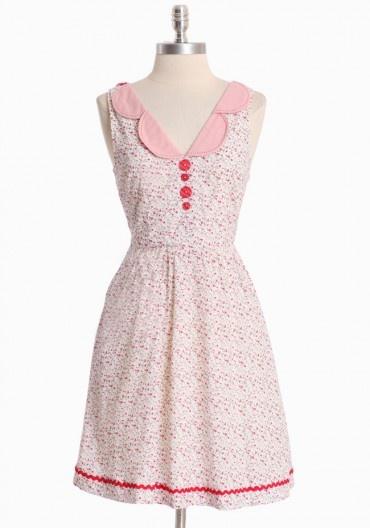 geranium jubilee dress via shopruche