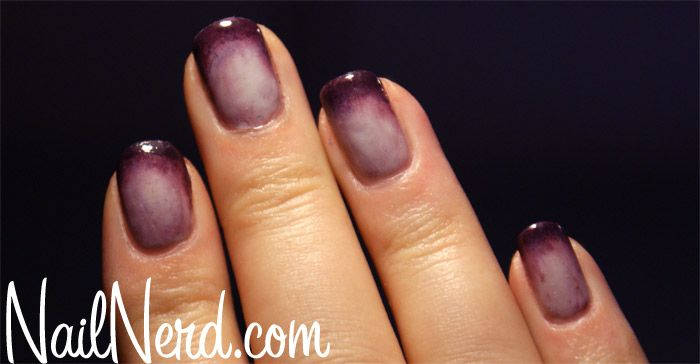 dead manicure  - gotta love this one for halloween!