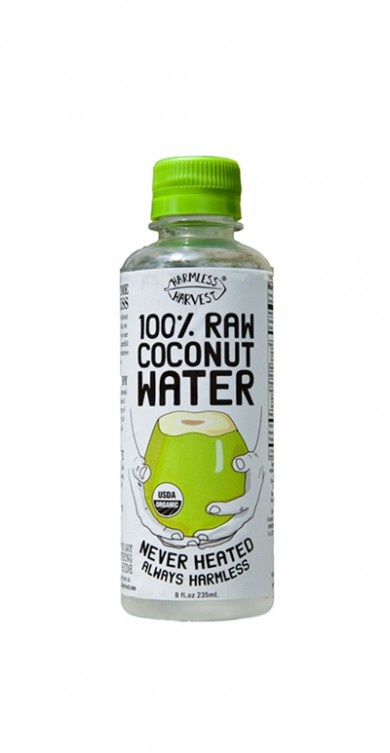 Raw Coconut Water Hydrates and Beautifies - tastes most like water straight from the coconut, unlike other brands.