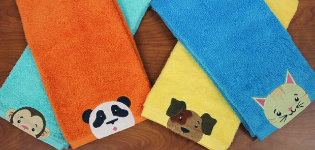Best embroidering towels images on pinterest