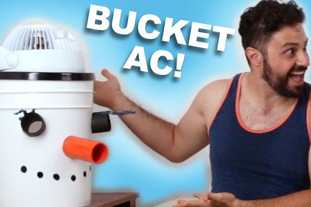 This DIY AC Unit Is The Best $20 Your Will Spend This Summer