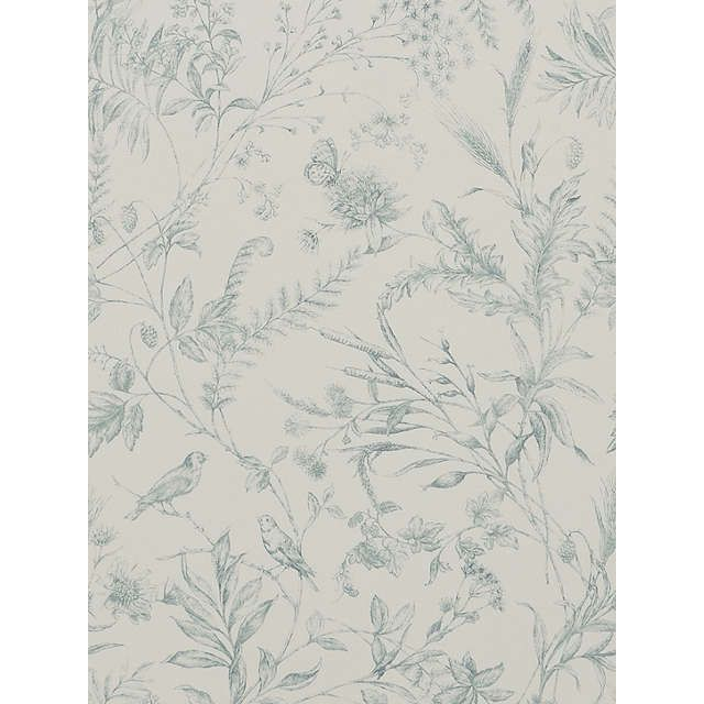 Ralph Lauren Fern Toile Wallpaper at John Lewis