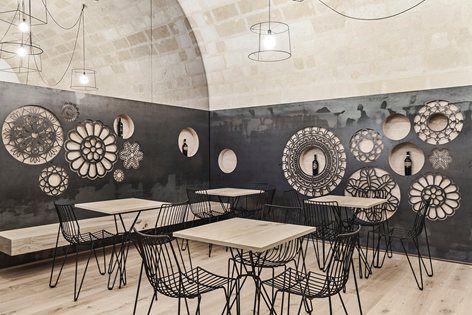 ridola caffè, Matera, 2015 - manca studio