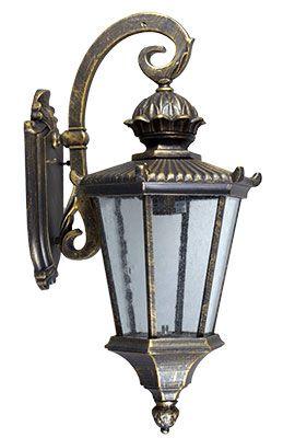 Уличный настенный светильник Лигурия G4502S