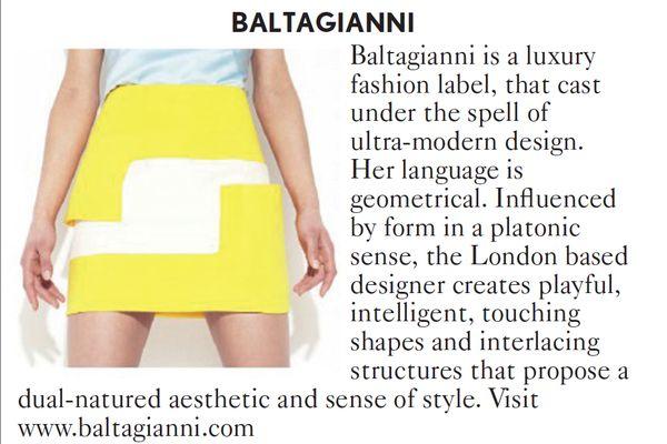 baltagianni fashion - Google Search