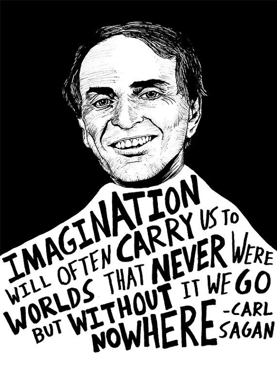 Carl Sagan (Authors Series) by Ryan Sheffield