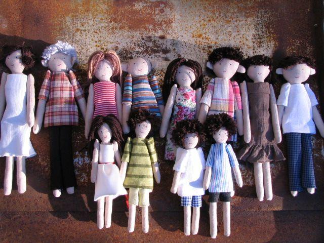ApaCuka dolls www.vintagebazaar.hu