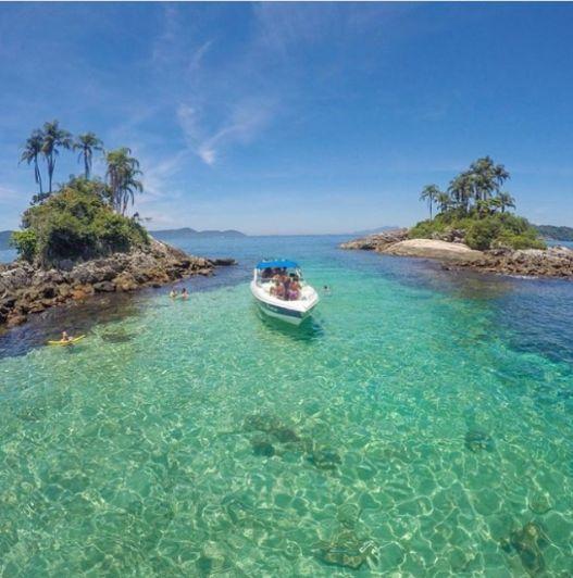 Ilhas Botinas, Angra dos Reis, RJ, Brazil