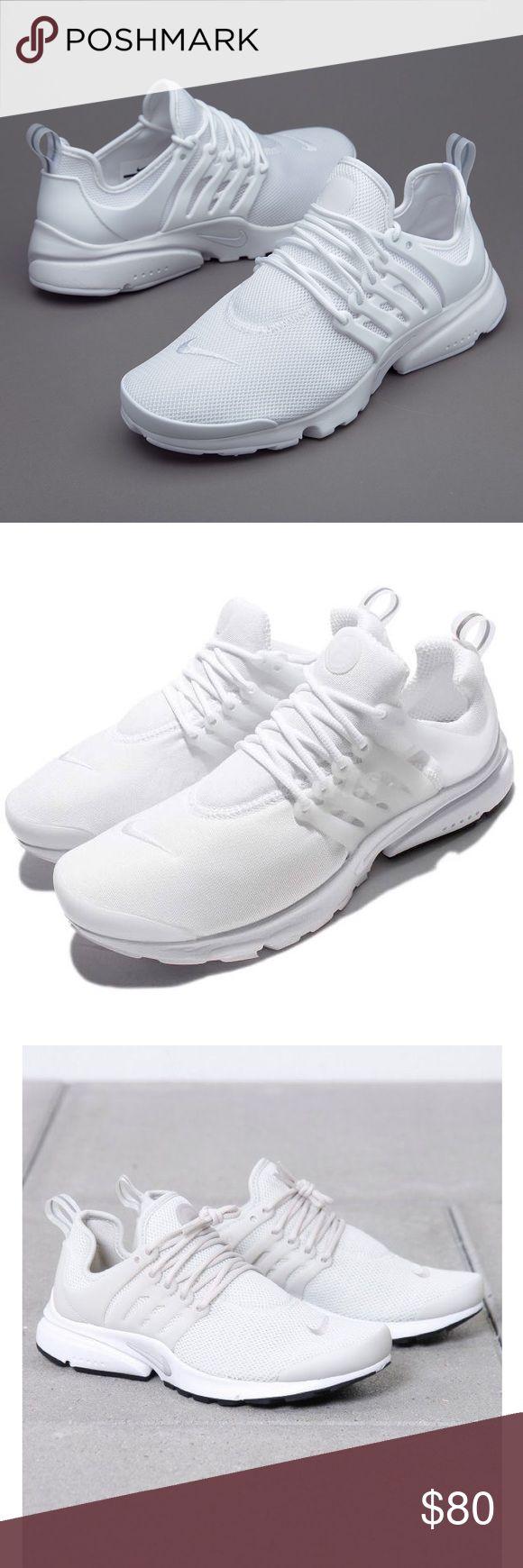Nike White Presto All white new in box Nike Shoes