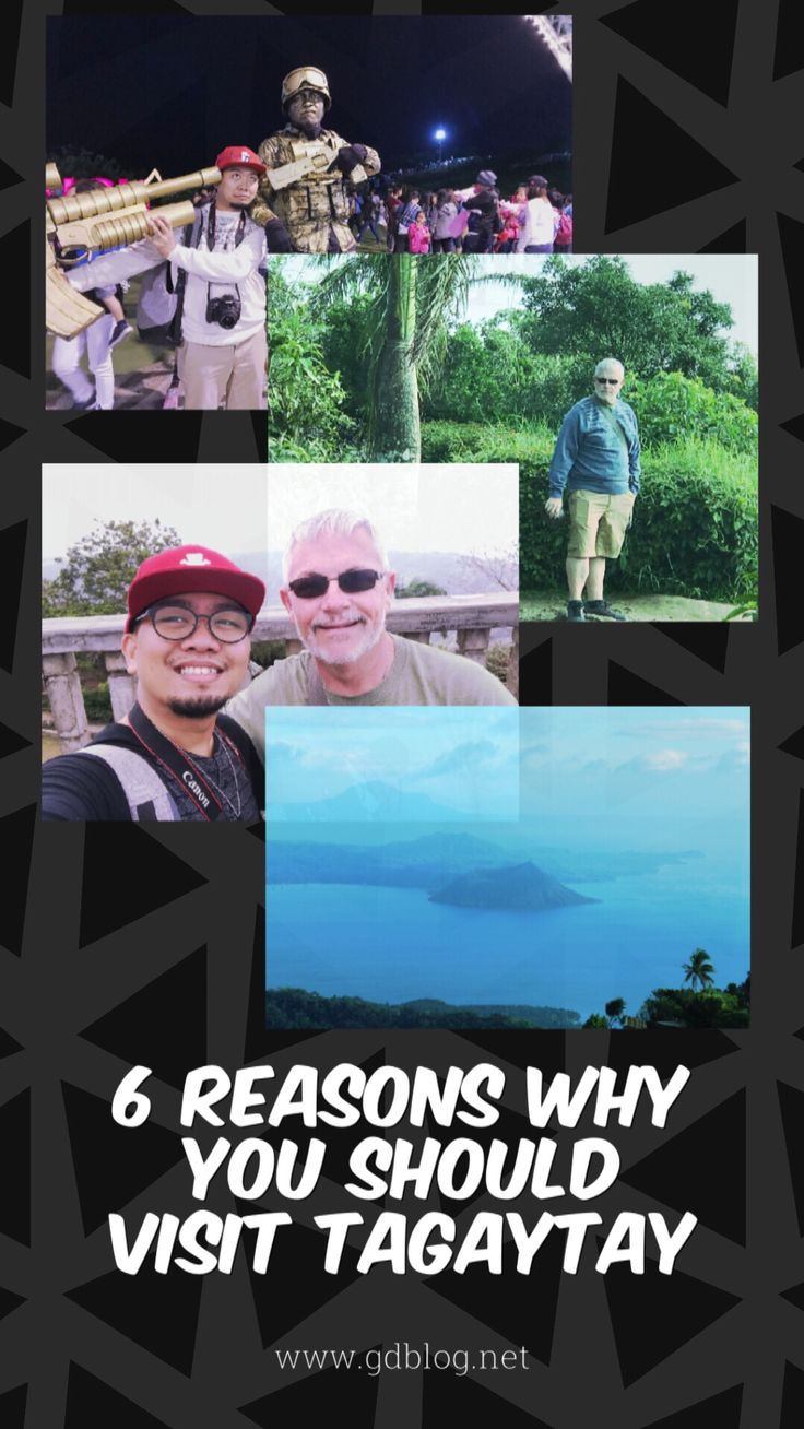 6 Reasons Why You Should Visit Tagaytay