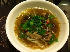 Phở bò (Vietnamesische Rindersuppe) @ http://de.allrecipes.com