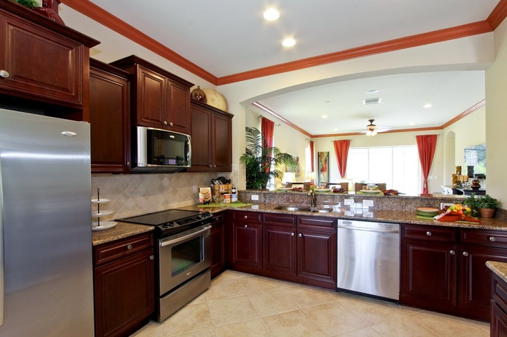 pulte homes kitchen cabinets enough counter space for big family meals pulte homes 25006