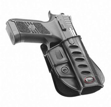 Amazon.com : Fobus Conceal concealed carry Belt Holster fits CZ 75 P-07 Duty & P09 : Sports & Outdoors