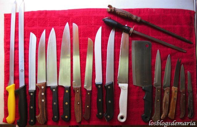 for Cuchillos cocina online