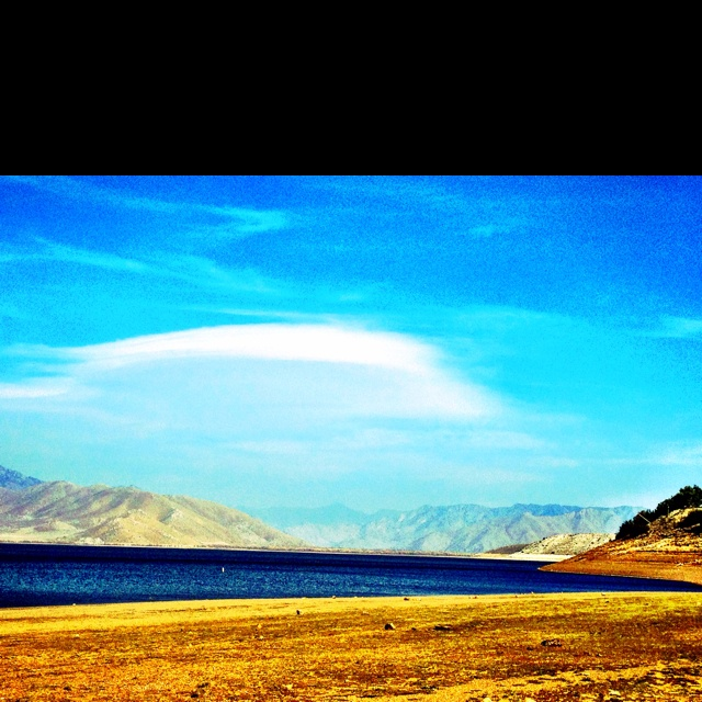 Lake Isabella