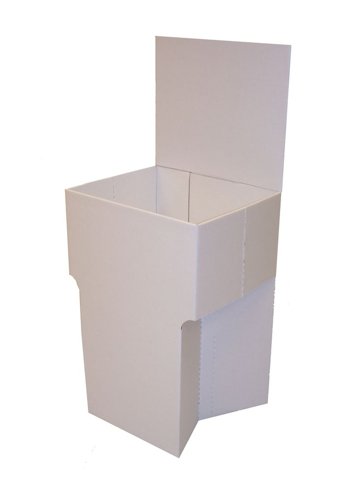 A dump bin is perfect for a variety of products.  Add a custom header, or remove the header and let the packaging do the selling.  This Express Stock (TM) Display is available for immediate shipping.  (Temporary Displays, Corrugated Displays, Corrugated POP)