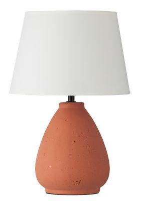 LAMPKA NOCNA STOŁOWA CERAMICZNA CEGLANA LOFT (6238298368) - Allegro.pl - Więcej niż aukcje.