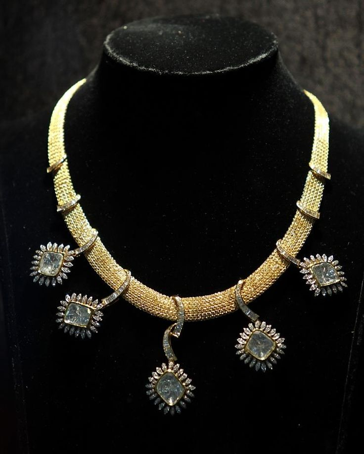 Another of our designs on Display at Jewellers Association Show 2012