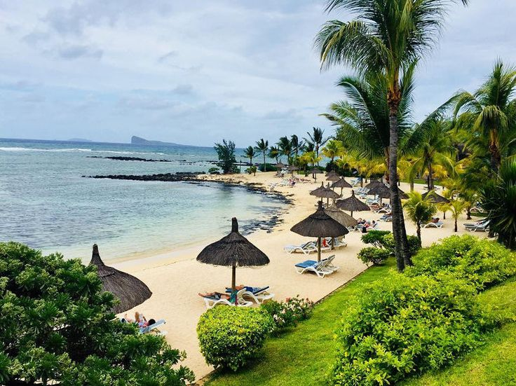 A Selection of the Amazing Beaches of Mauritius