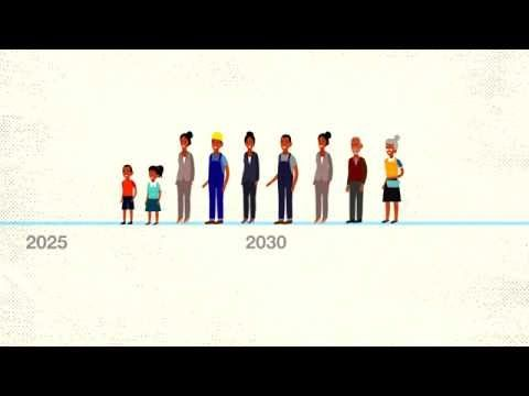 Forever Young: Southern Africa's Demographic Opportunity - YouTube