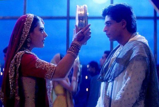 How Shah Rukh Khan Ruined It For Husbands Everywhere On Karva Chauth | Kabhi Khushi Kabhie Gham