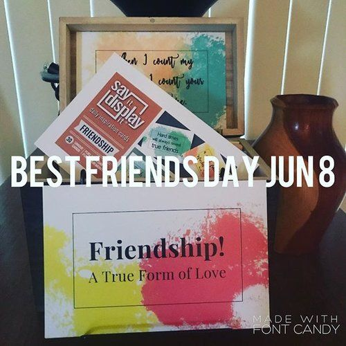Show Your Best Friend Exactly What She/he Means To You! Flowers Fade,  Friendship Cards Last Forever. 30 Unique U0027friendshipu0027 Sayings In A  Collection.. W/box ...