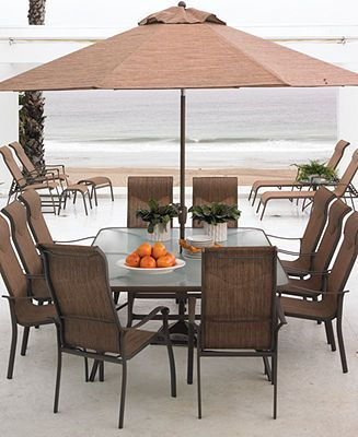 Delightful Oasis Outdoor Dining Collection, Created For Macyu0027s