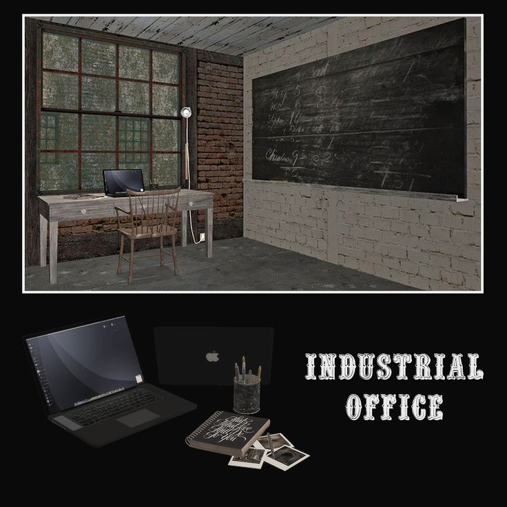 Sims2 - Industrial Office - Downloads - BPS Community