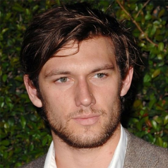 Alex Pettyfer I think is the perfect actor to play the role of Alistair North, my paediatric neurosurgeon :-)