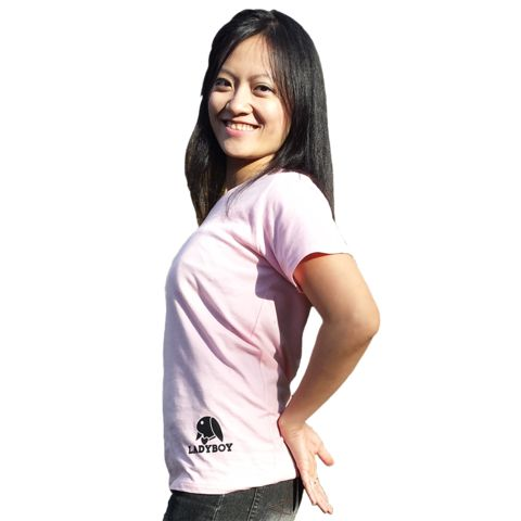 Don't forget, it's Transgender Remembrance Day on the 20th Nov! Give a fun gift with our Ladyboy: Trans / Women's Classic Jersey Tee – Mancinism