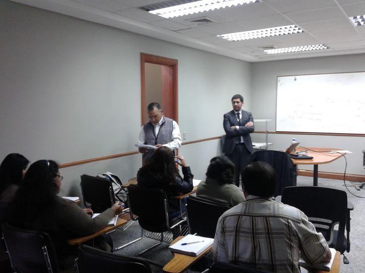 Entrenamiento Avigilon Antofagasta SCL, Polytrade Chile, Esteban Painevilo