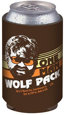 The Hangover One Man Wolf Pack Can Cooler:Amazon:Kitchen & Dining