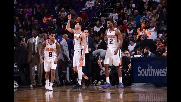 NBA News: Devin Booker & TJ Warren Lead The Comeback Victory Over The Hawks #latestnews #worldnews #news #currentnews #breakingnews