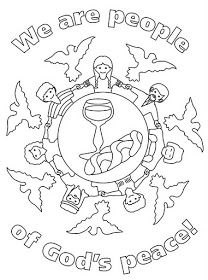 13 best Peace Day images on Pinterest Peace Coloring sheets and