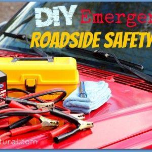Car Emergency Kit - Make Your Own Roadside Safety Pack