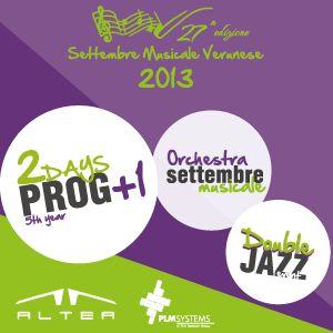 ALTEA e PLM Systems sono Sponsor di Settembre Musicale Verunese, un mese di #concerti gratiuiti con artisti internazionali e musica #prog #jazz e #classica, per sostenere e promuovere il territorio e le bellezze del novarese. Info e programma completo: www.alteanet.it.