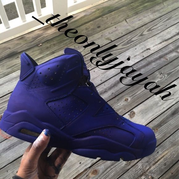 Customized Jordans Exclusive customized sneaker by my