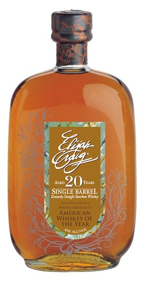 The 12 Days of Whiskey, Day 4: Elijah Craig 20 Year Old - Esquire