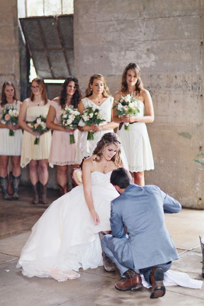 Texas Ranch Wedding By Flora And Fauna