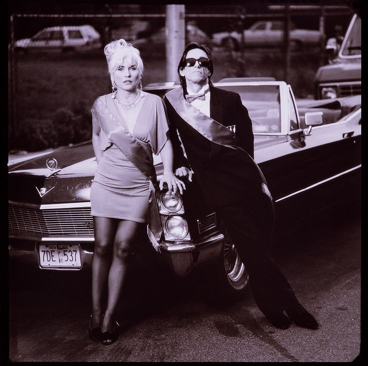g0rr1ll4-w4rf4r3: musicthatspeaks: *Debbie Harry and Iggy Pop I never thought I would see a picture of these two together.